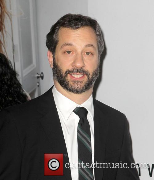 Judd Apatow and Grauman's Chinese Theatre 2
