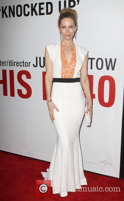Leslie Mann, Los Angeles Premiere, Arrivals and Grauman's Chinese Theatre 8