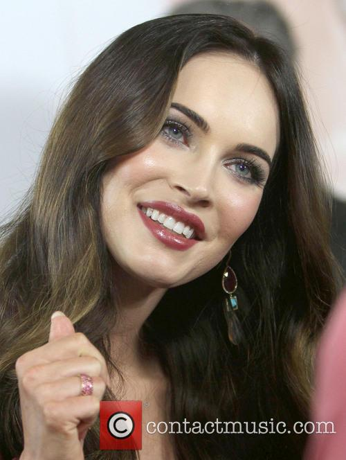 Megan Fox and Grauman's Chinese Theatre 3