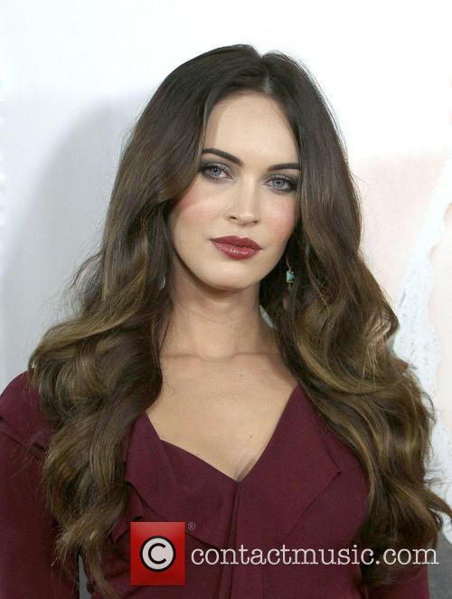 Megan Fox and Grauman's Chinese Theatre 2
