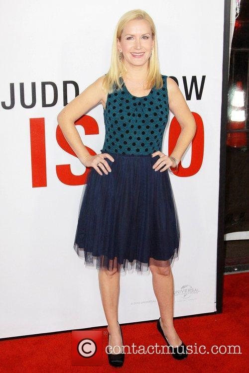 Angela Kinsey and Grauman's Chinese Theatre 5