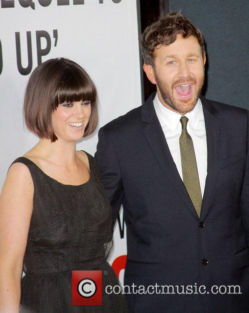 Chris O'dowd, Dawn Porter and Grauman's Chinese Theatre 8