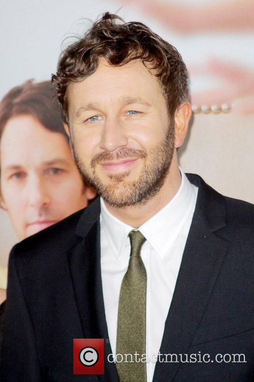 Chris O'dowd and Grauman's Chinese Theatre 7