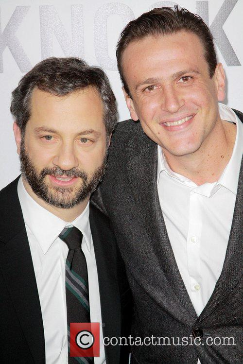 Judd Apatow, Jason Segel and Grauman's Chinese Theatre 9
