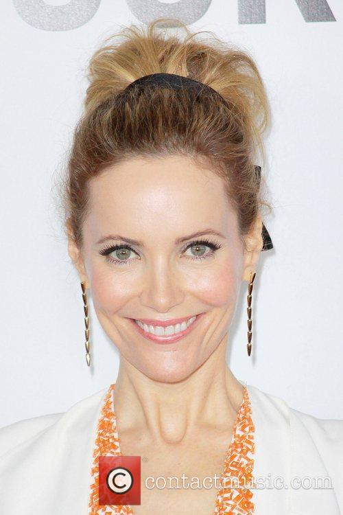 Leslie Mann and Grauman's Chinese Theatre 7