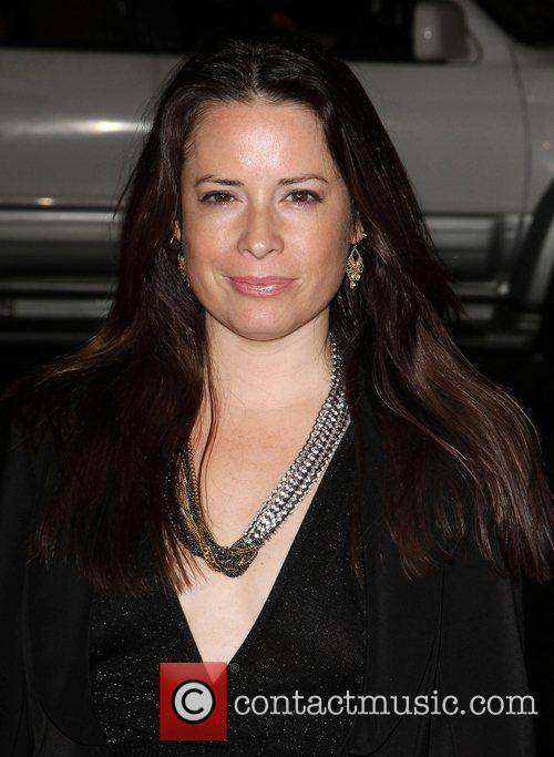 Holly Marie Combs At The Premiere Of Twentieth Century Foxs This