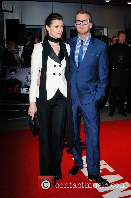 Bridget Moynahan and Joseph McGinty 'This Means War'...