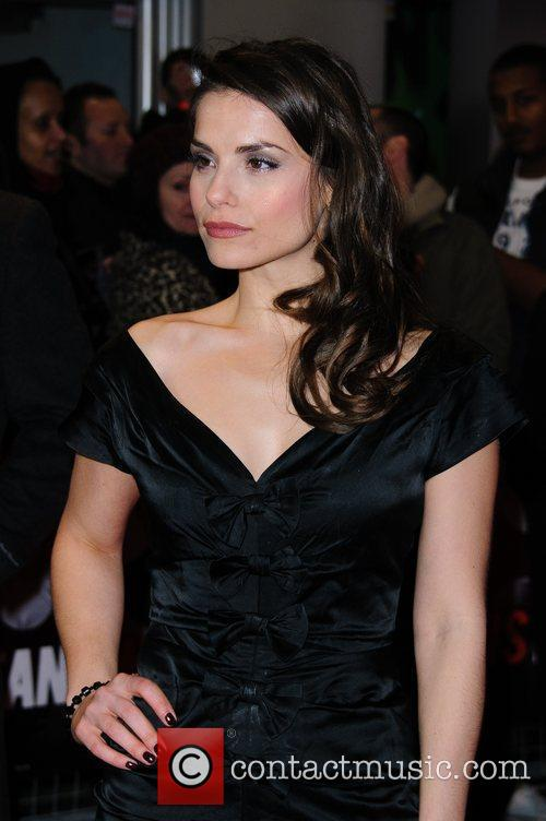 Charlotte Riley 'This Means War' Uk Premiere held...