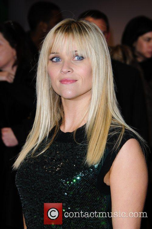 Reese Witherspoon 'This Means War' Uk Premiere held...