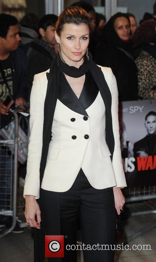 Bridget Moynahan at the premiere of This Means...