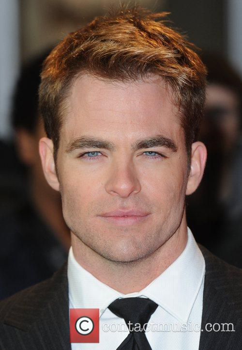 Chris Pine at the premiere of This Means...