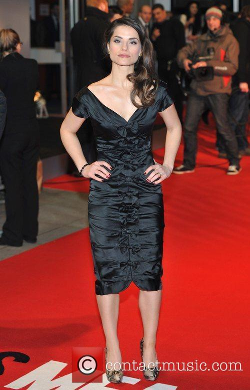 Charlotte Riley UK Premiere of 'This Means War'...