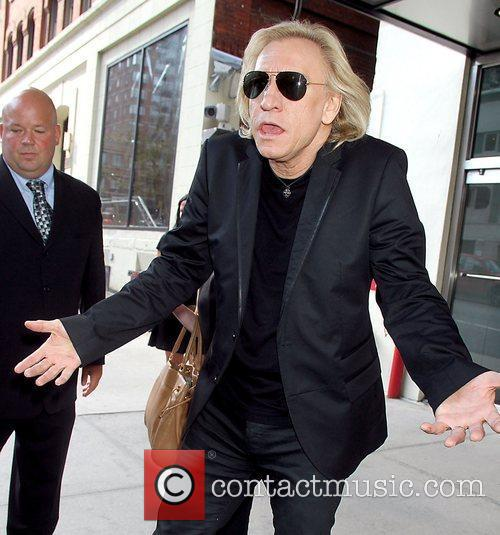 Joe Walsh and Cbs 3