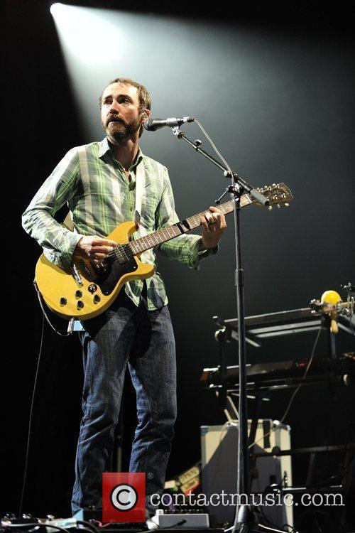 'The Shins' performs at Molson Canadian Amphitheatre as...