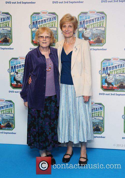 Hilary Fortnam and Veronica Chambers Thomas & Friends...