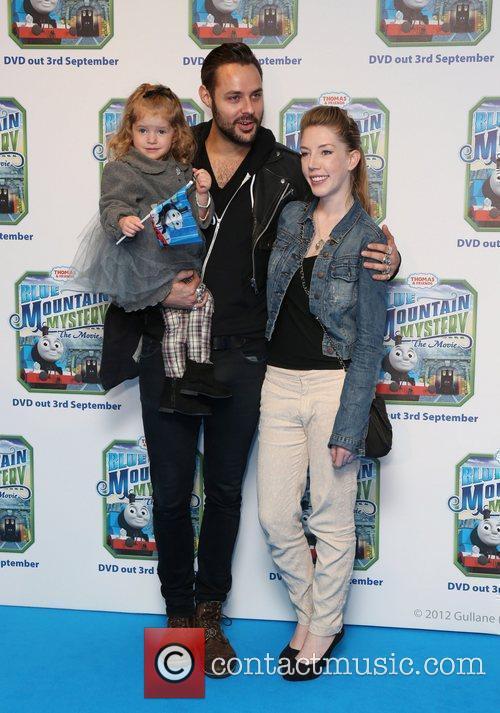 Thomas & Friends Blue Mountain Mystery premiere held...