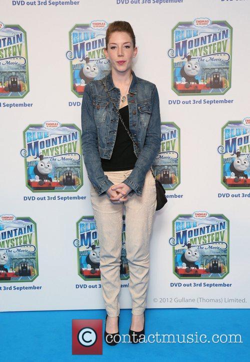 Katherine Ryan Thomas & Friends Blue Mountain Mystery...