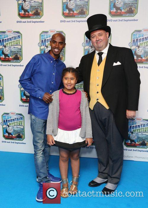 Thomas & Friends Blue Mountain Mystery premiere held...