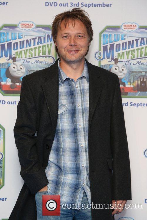Shaun Dooley Thomas & Friends Blue Mountain Mystery...