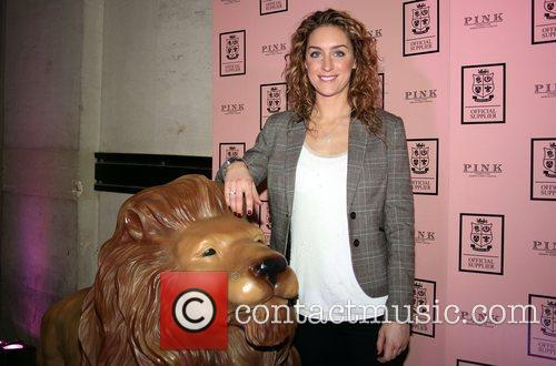 Amy Williams Photo call Thomas Pink will be...