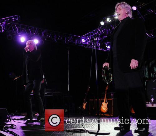 Danny Hutton; Cory Wells Three Dog Night performing...