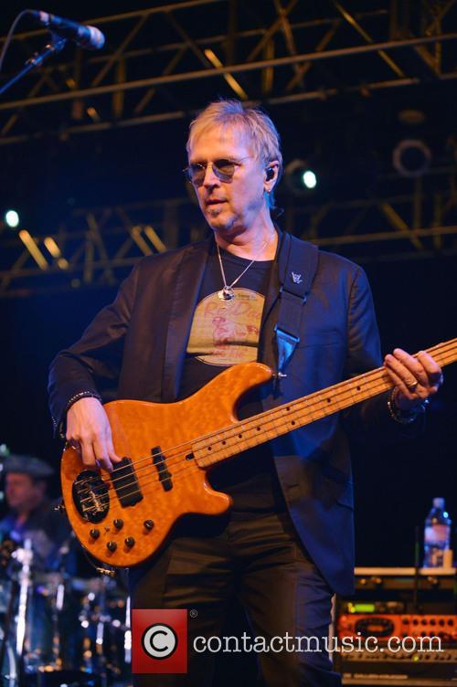 Paul Kingery Three Dog Night performing at Seminole...