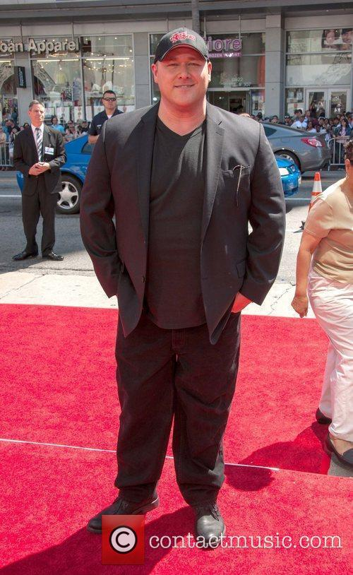Will Sasso  World premeire of 'The Three...