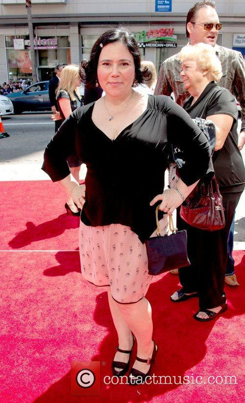 Alex Borstein  World premeire of 'The Three...
