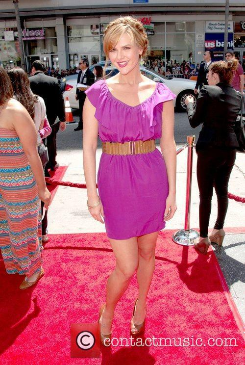 Sara Rue  World premeire of 'The Three...