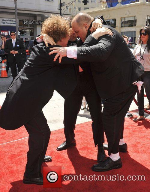 Sean Hayes, Chris Diamantopoulos, Will Sasso  The...