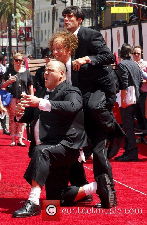Sean Hayes, Chris Diamantopoulos and Will Sasso 4