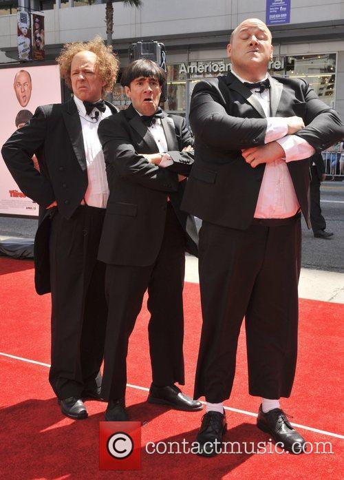 Sean Hayes, Chris Diamantopoulos and Will Sasso 5