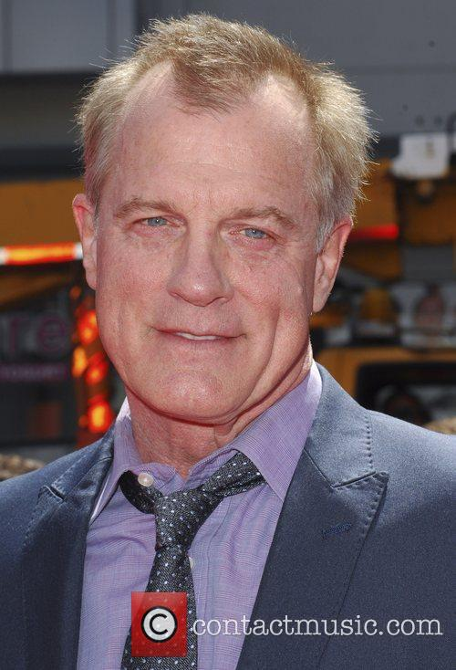 Stephen Collins  The world premeire of 'The...