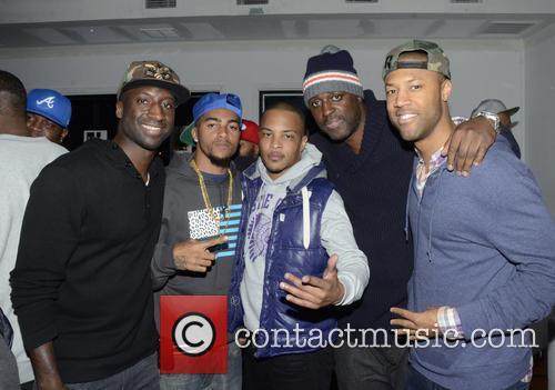Jacky Wright; DeSean Jackson; Rapper TI; Charlie Mac;...
