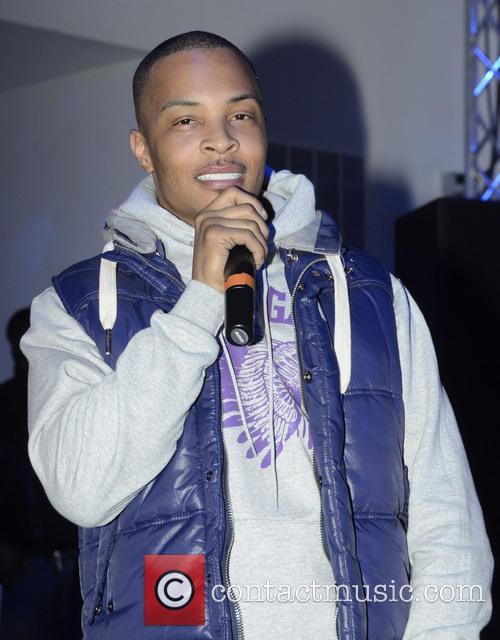 Rapper TI TI listening Party at Sigma Sound...
