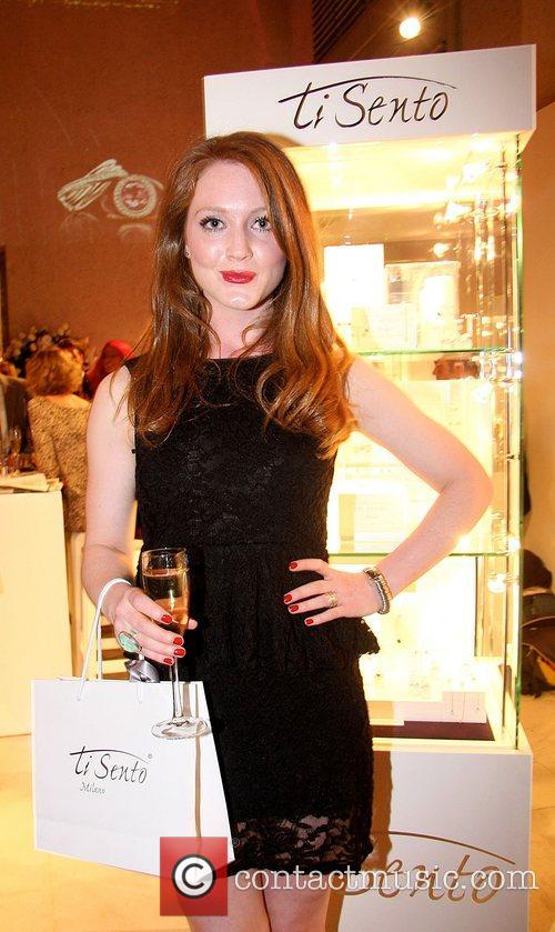 Holliday Grainger and Somerset House 2