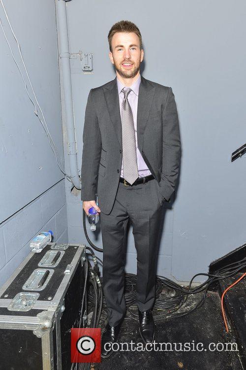 Chris Evans 2012 Toronto Film Festival - The...
