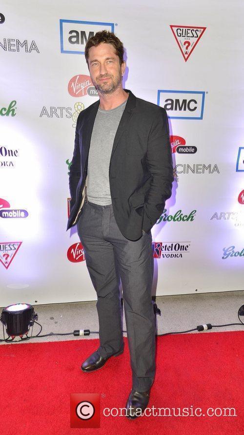 Gerard Butler 2012 Toronto Film Festival - The...