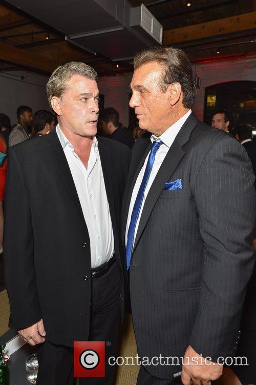 Ray Liotta and Robert Davi 2012 Toronto Film...