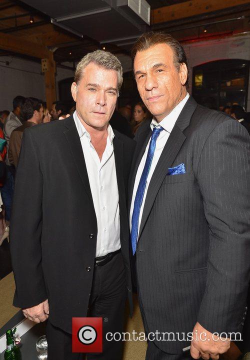Ray Liotta and Robert Davi 2