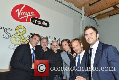 Robert Davi, Michael Shannon, Stephen Dorff, Ariel Vromen...