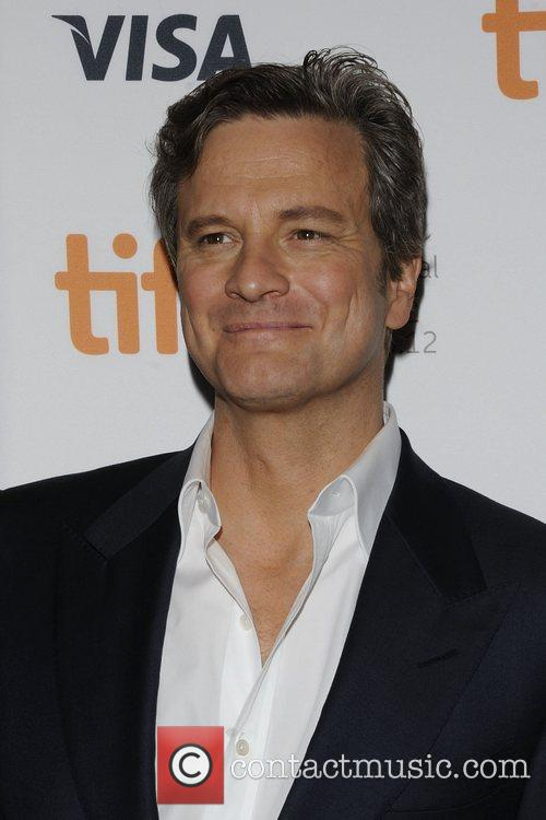Colin Firth TIFF