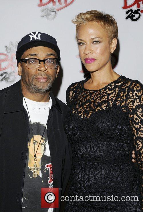 Spike Lee and Tonya Lewis Lee  2012...
