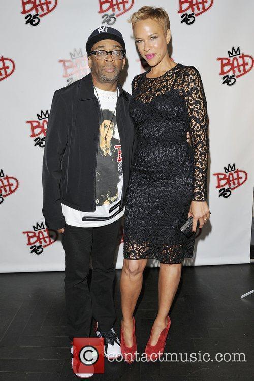 Spike Lee and Tonya Lewis Lee 3