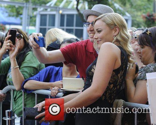 Abbie Cornish  2012 Toronto International Film Festival...
