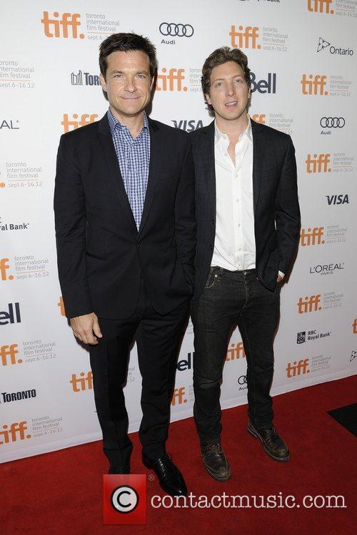 Jason Bateman and Henry Alex Rubin  2012...