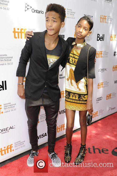 Jaden Smith and Willow Smith 3