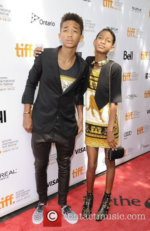 Jaden Smith and Willow Smith 6