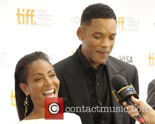 Will Smith and Jada Pinkett-smith 5