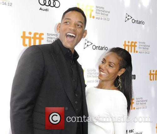 Will Smith and Jada Pinkett-smith 6